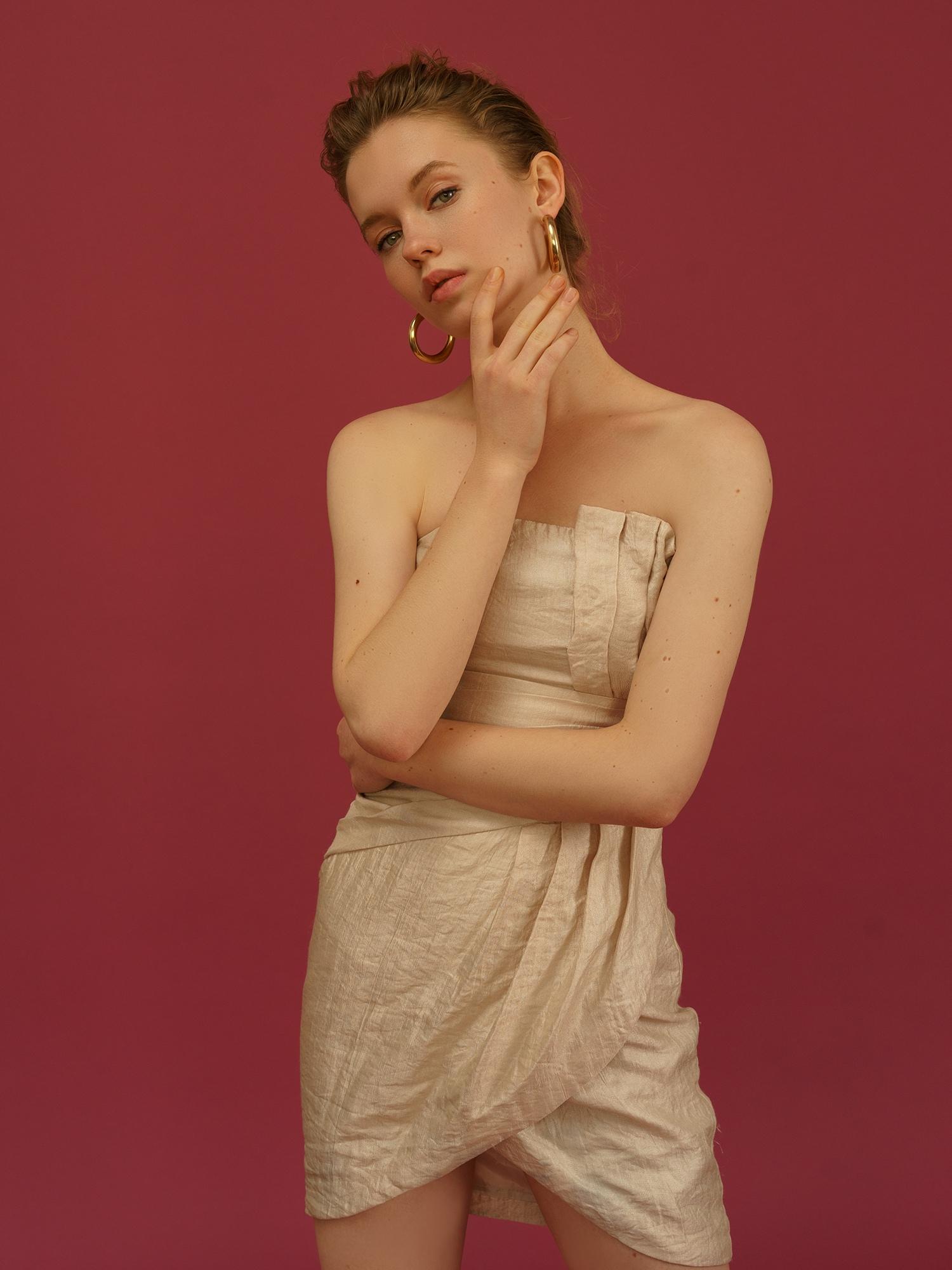 Portraits by Nika Baeva