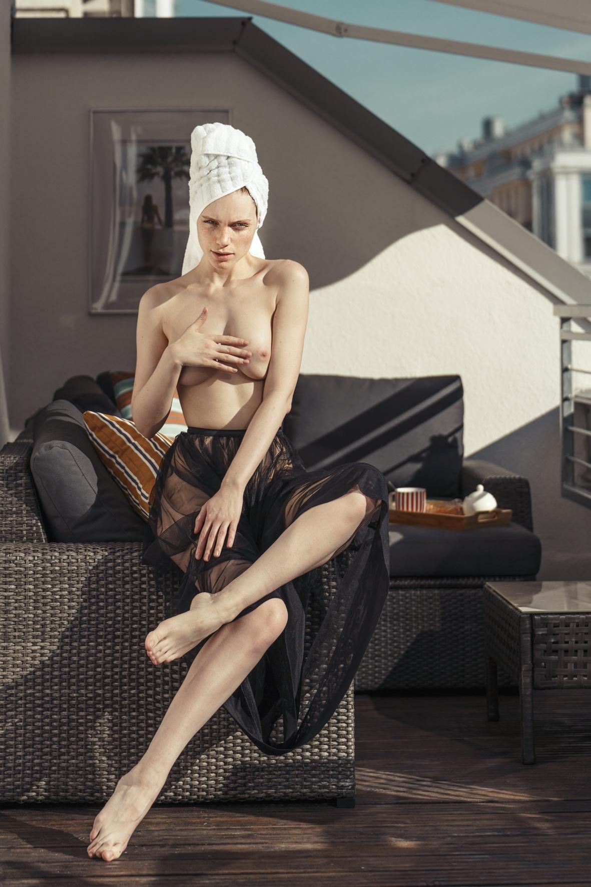 Viktoria Kolodko by Vladimir Serkov