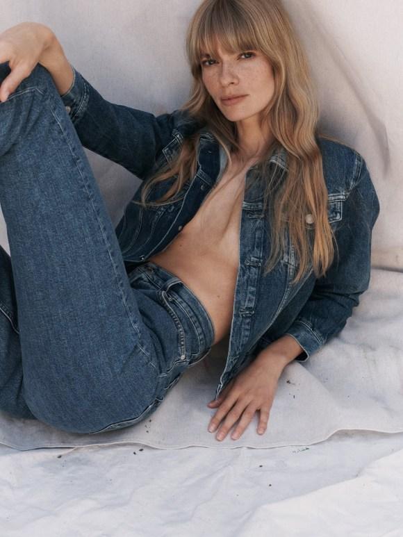 Julia Stegner by Benny Horne for Porter Edit