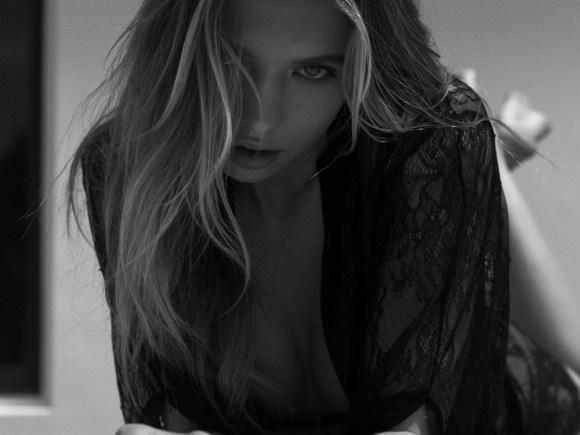 Ganna Bogdan by Anouk Morgan for Playboy