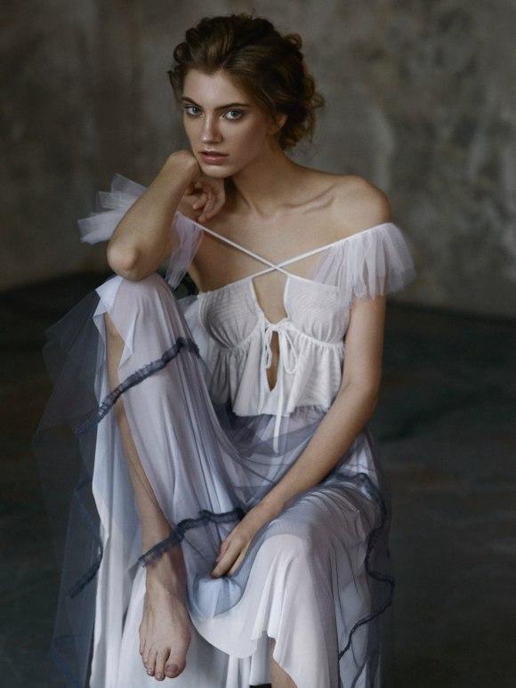 Nika Shirokova by Yulia Ezepova