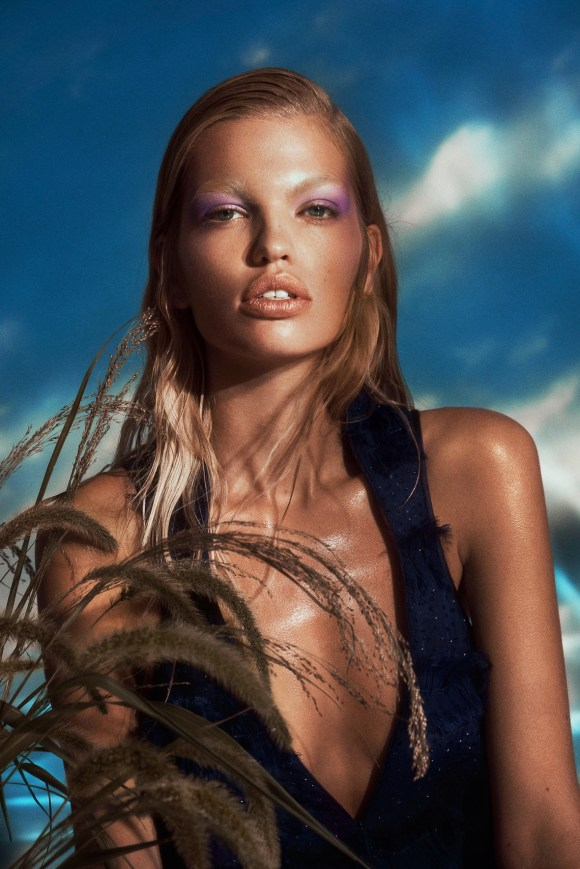 Daphne Groeneveld by Caleb & Gladys for Numero Russia