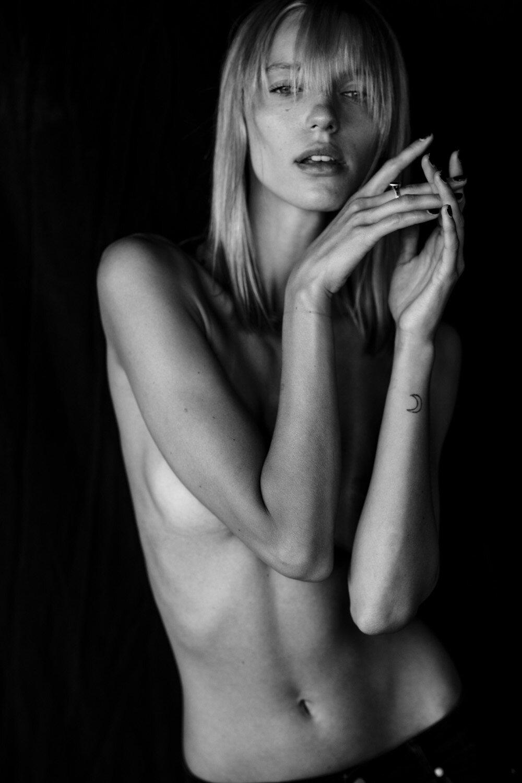 Diana Balaisyte by Tomas Domavicius