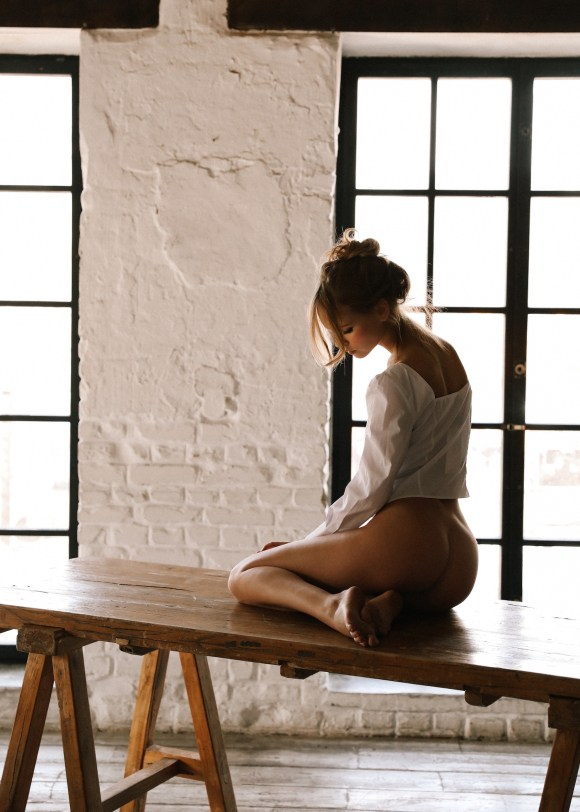 Anastasiya Scheglova by Anastasia Máltseva