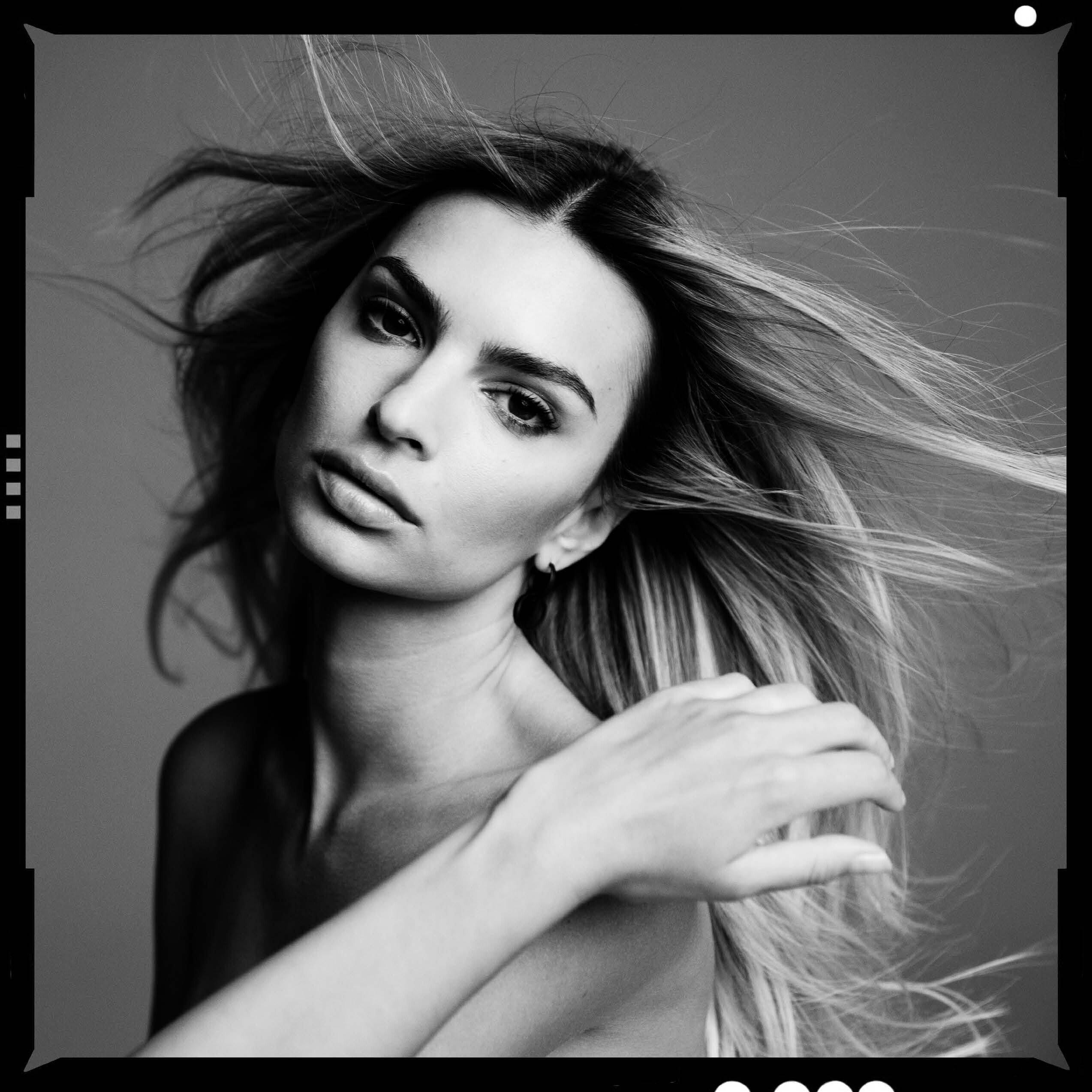 Emily Ratajkowski by Inez & Vinoodh for V Magazine