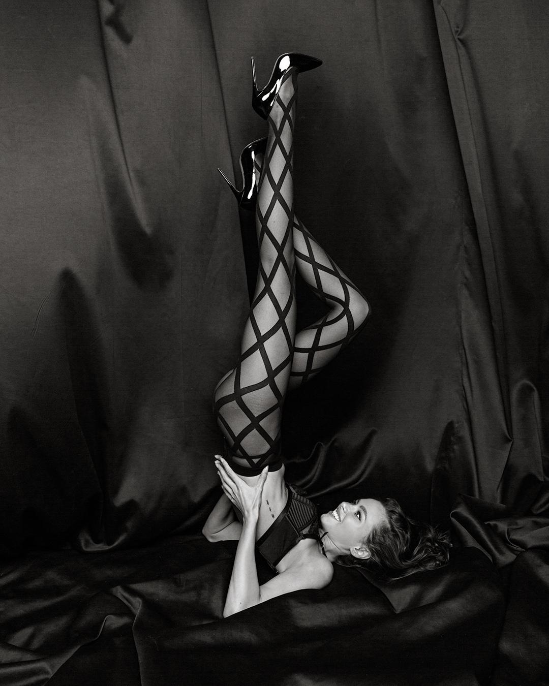 Lina Gasanova by Sergey Misenko