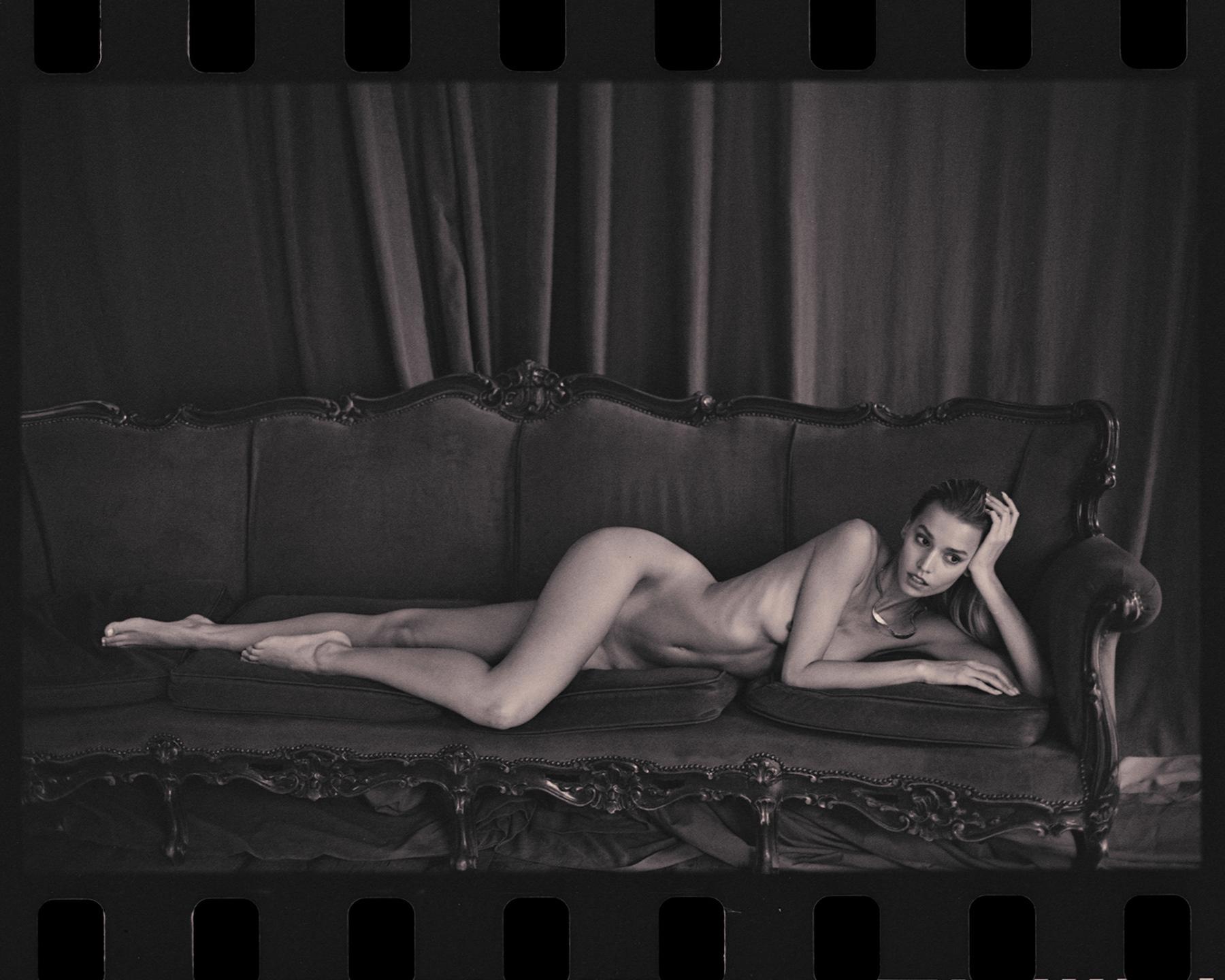 Masha Melnyk by Iana Tokarchuk for S Magazine