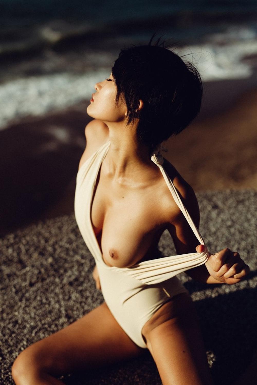 Miki Hamano by Austin William Simkins