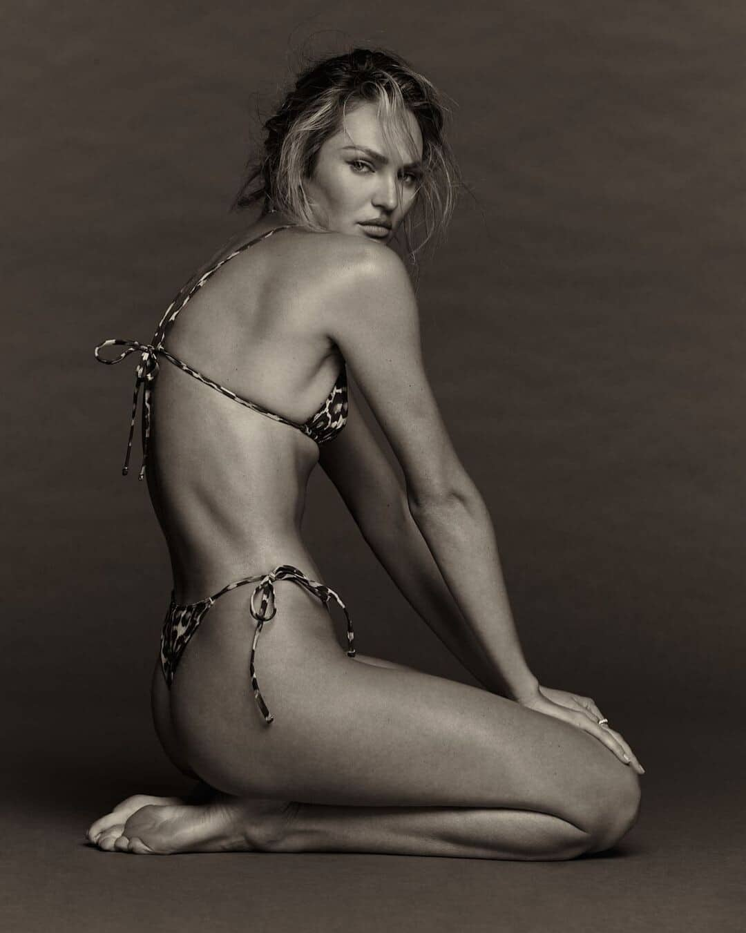 Candice Swanepoel by Jerome Duran
