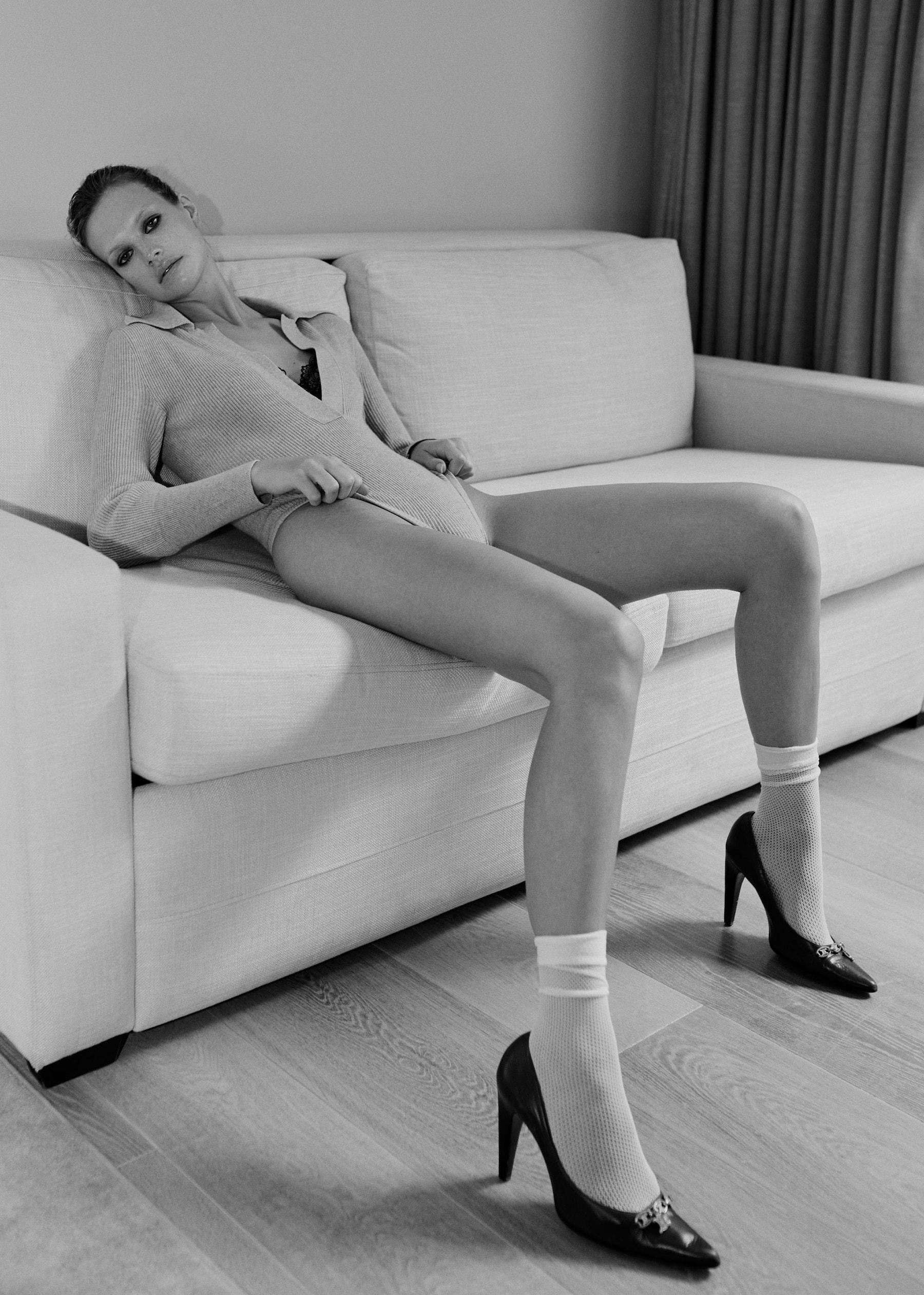 Nadine Leopold by Kate Davis-Macleod