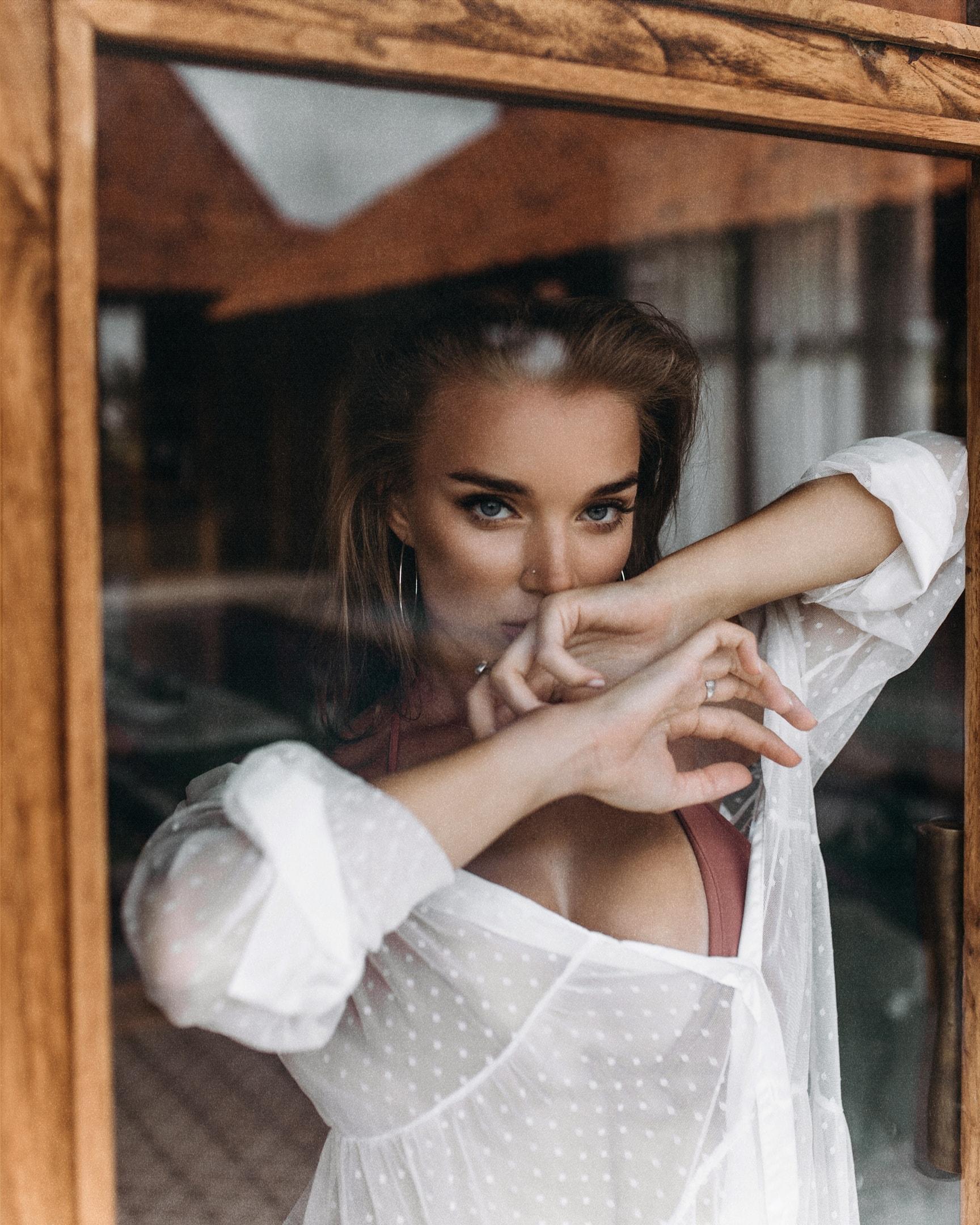 Portraits by Viktoria Zolotovskaya