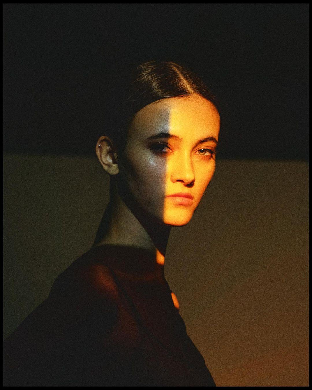 Greta Varlese by Alessio Albi