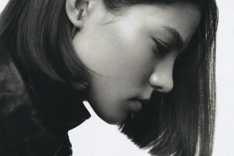 Alesya Kafelnikova by Antoine Coquelet 1