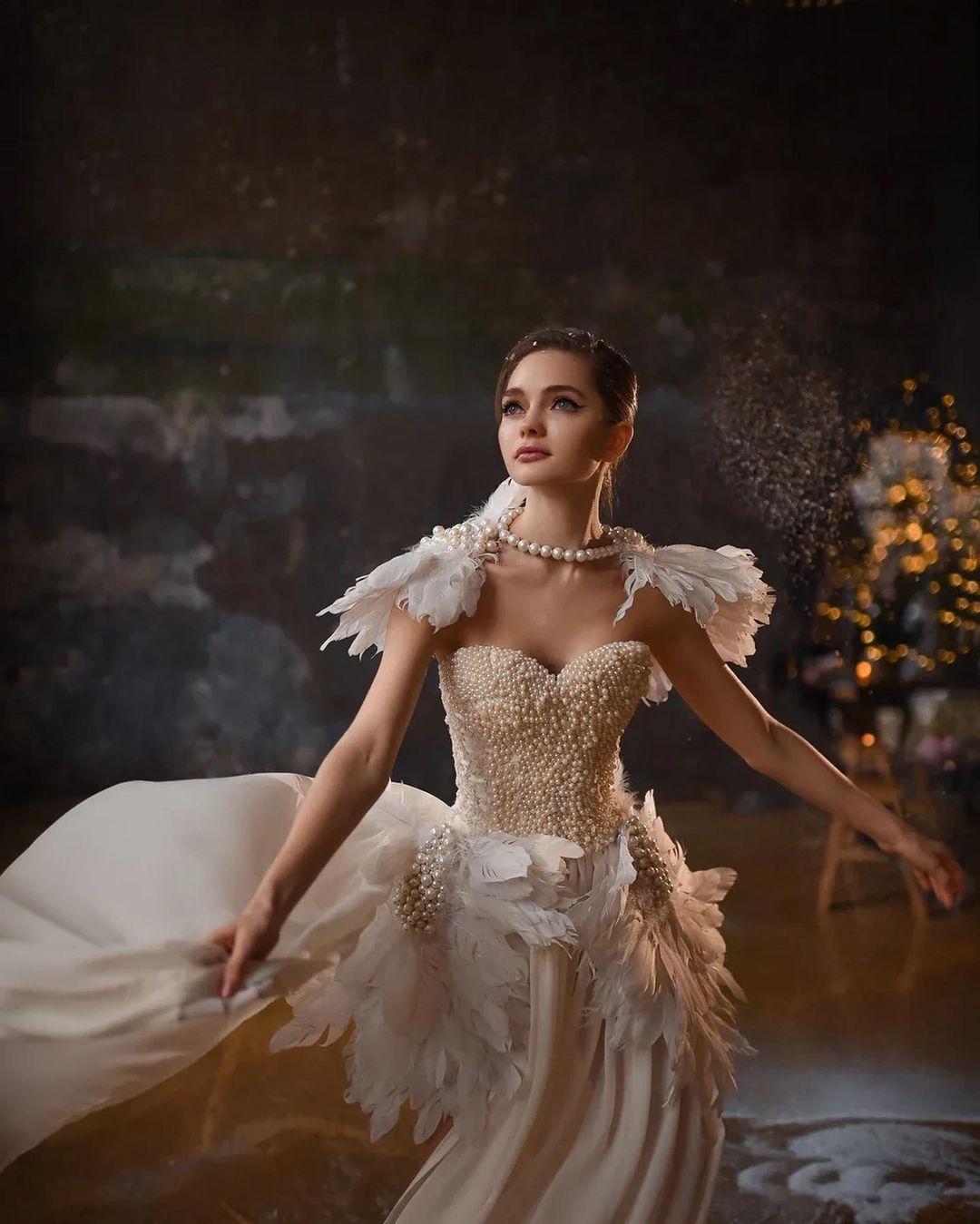 Ekaterina Feofanova by Olga Gladkova