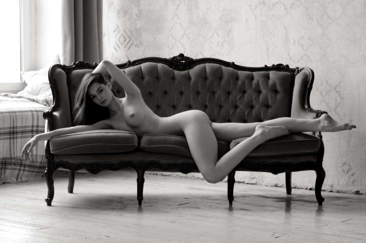 Irina Telicheva by Maxim Chuprin