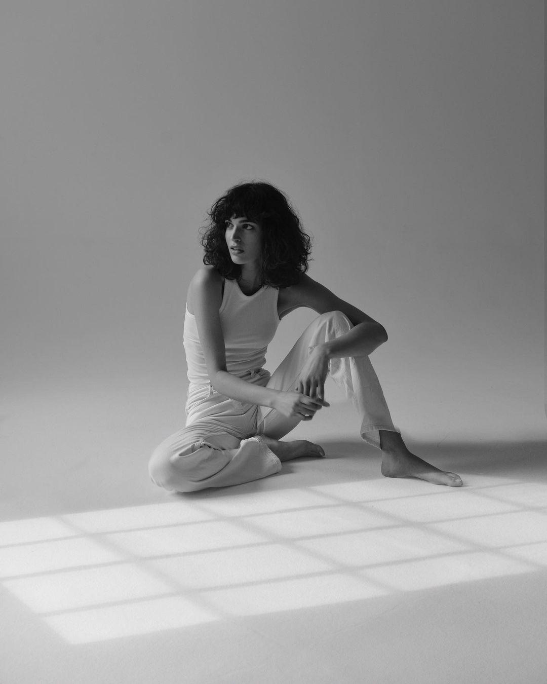 Greta Ferro by Nicholas Fols