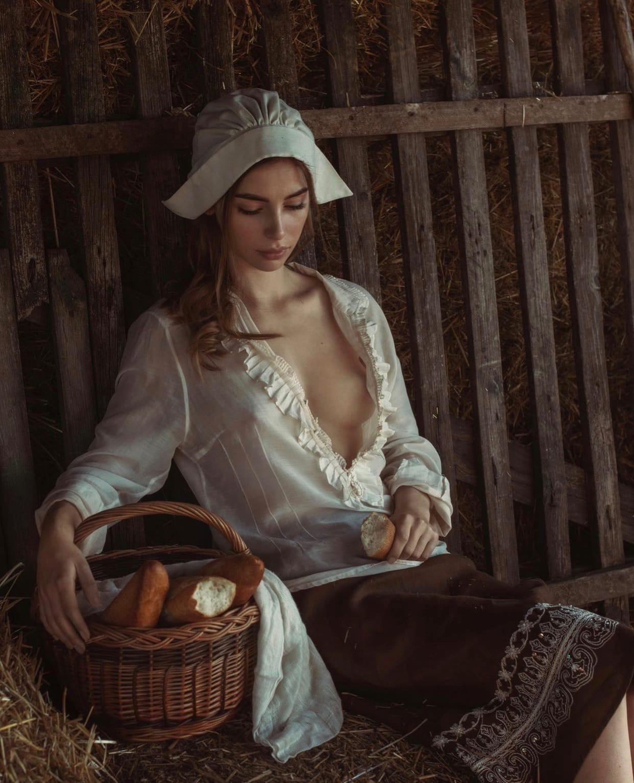 Irina Sivalnaya by David Dubnitskiy