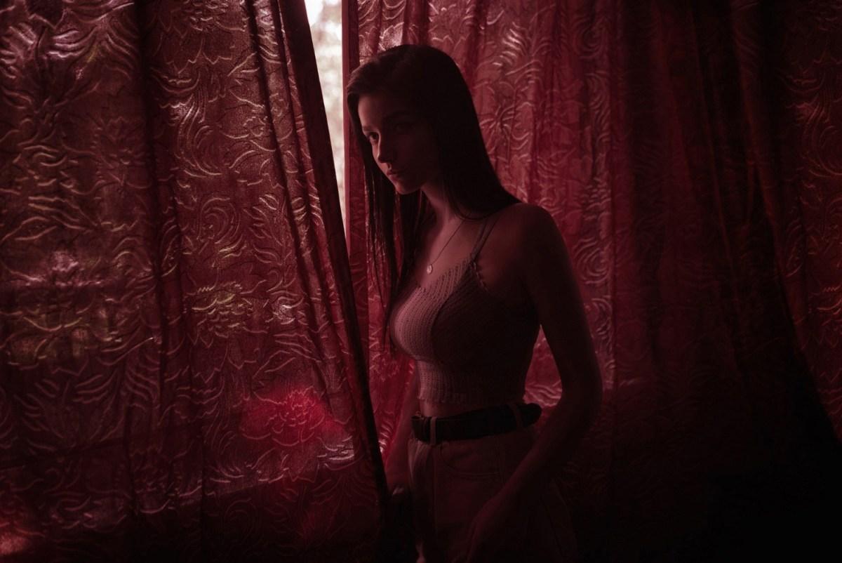 Liza Lebedeva by Alexander Strelkov