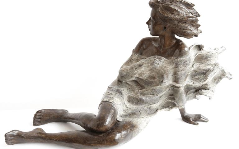 le sculture iperrealistiche di luo li rong