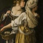 Artemisia Gentileschi-giuditta con la sua ancella