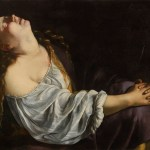 Artemisia Gentileschi-maddalena