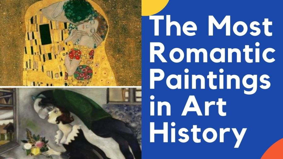 The Most Romantic Paintings in Art History