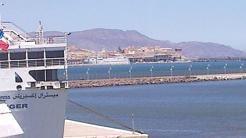 Nador West Med On The Mediterranean Coast Of Morocco Takes Shape