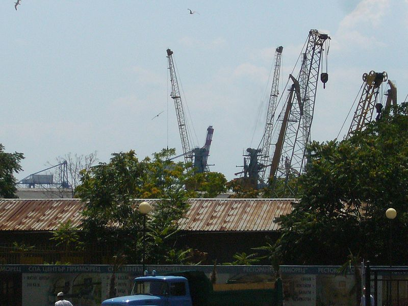 Bulgarian Ports Infrastructure Co Starts The Construction Of Congress Centre In Burgas Port