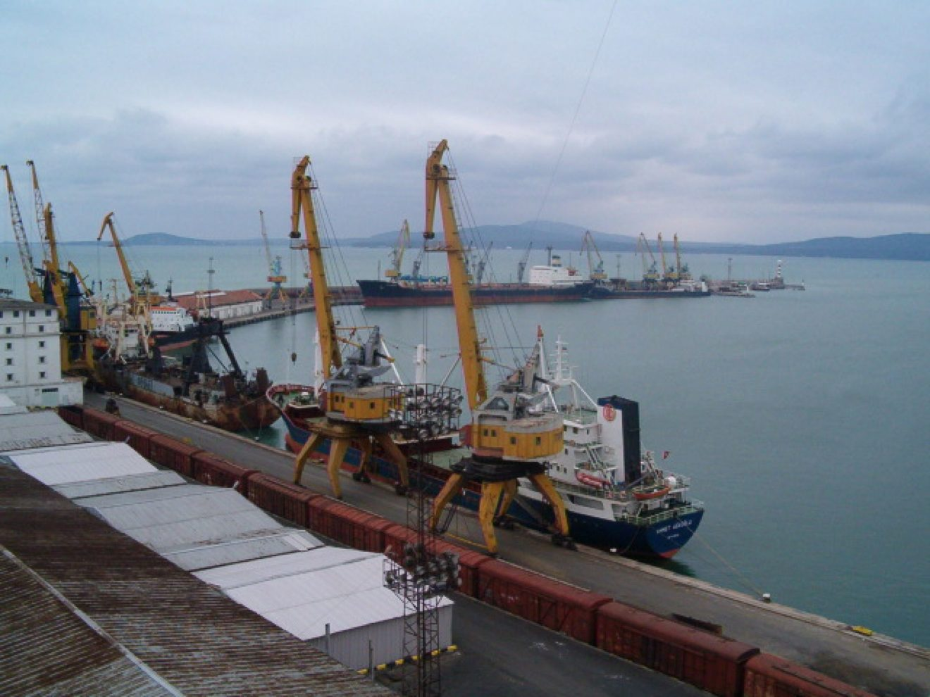 Burgas Port Management Meets Turkish Representatives