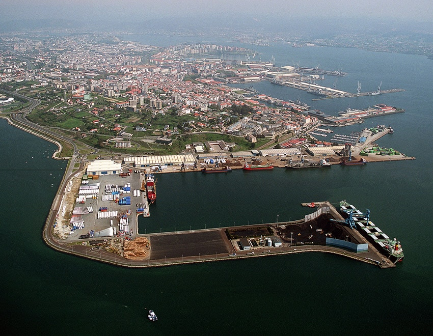 Ferrol Port Starts Approves Renovate Of Old Naval Command