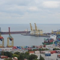 Ukrainian Seaports Increased Cargo Handling By 2.5 Million Tons In January-February 2018