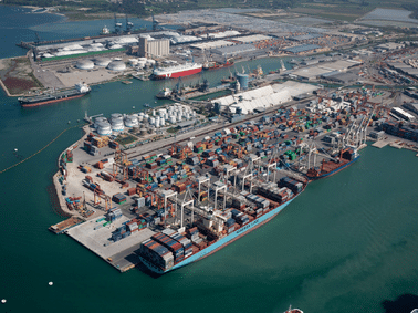 Trieste, Koper Ports Discuss Cooperation