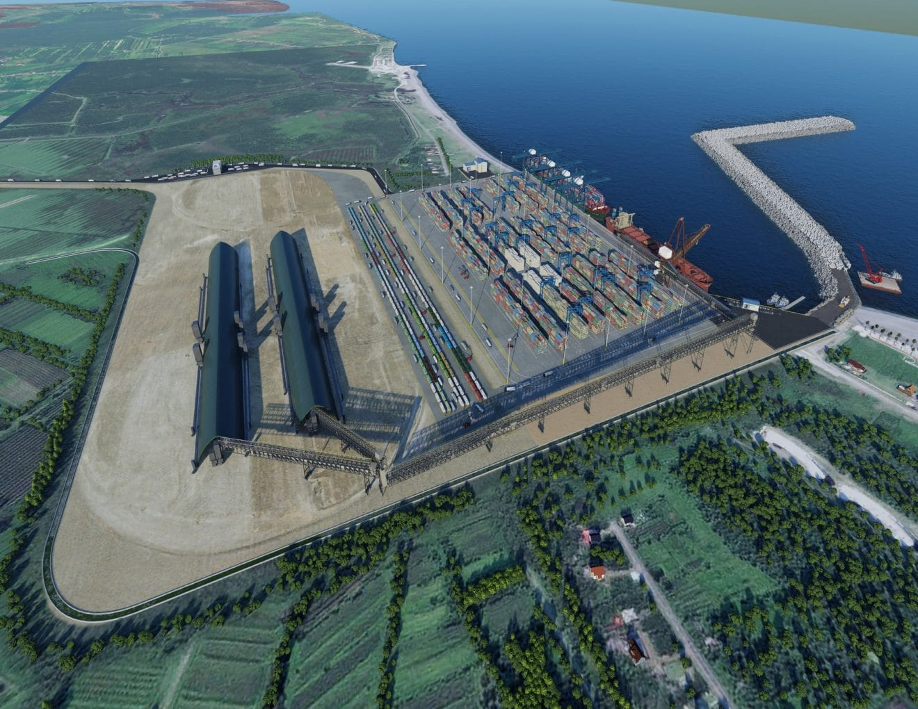 Khazaradze Quits Anaklia Deep Water Port Project But Vows To 'fight Till The End' As Money Laundering Trial Continues