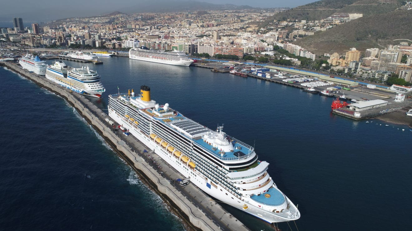 Carnival Corporation To Operate Tenerife Port's Cruise Terminal