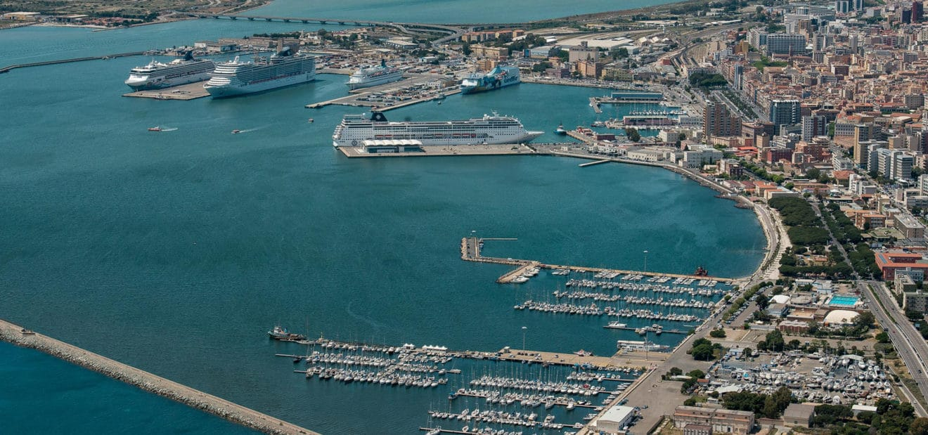 MSC Start Service Calling At Cagliari Port