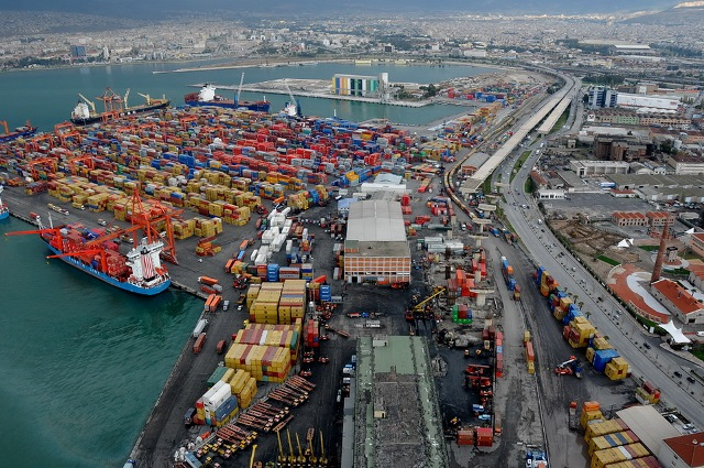 Alsancak Port Restart Ro-Ro Operations