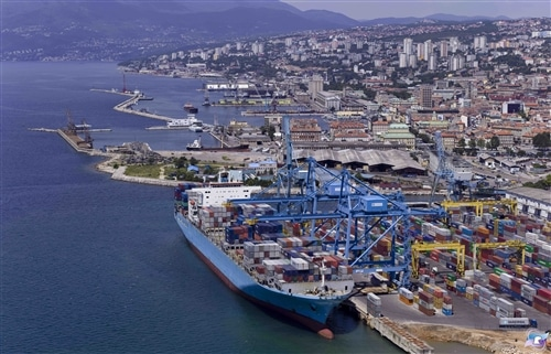 Rijeka Port Hosts PANDORA Event