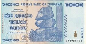 100 T Zim$ front