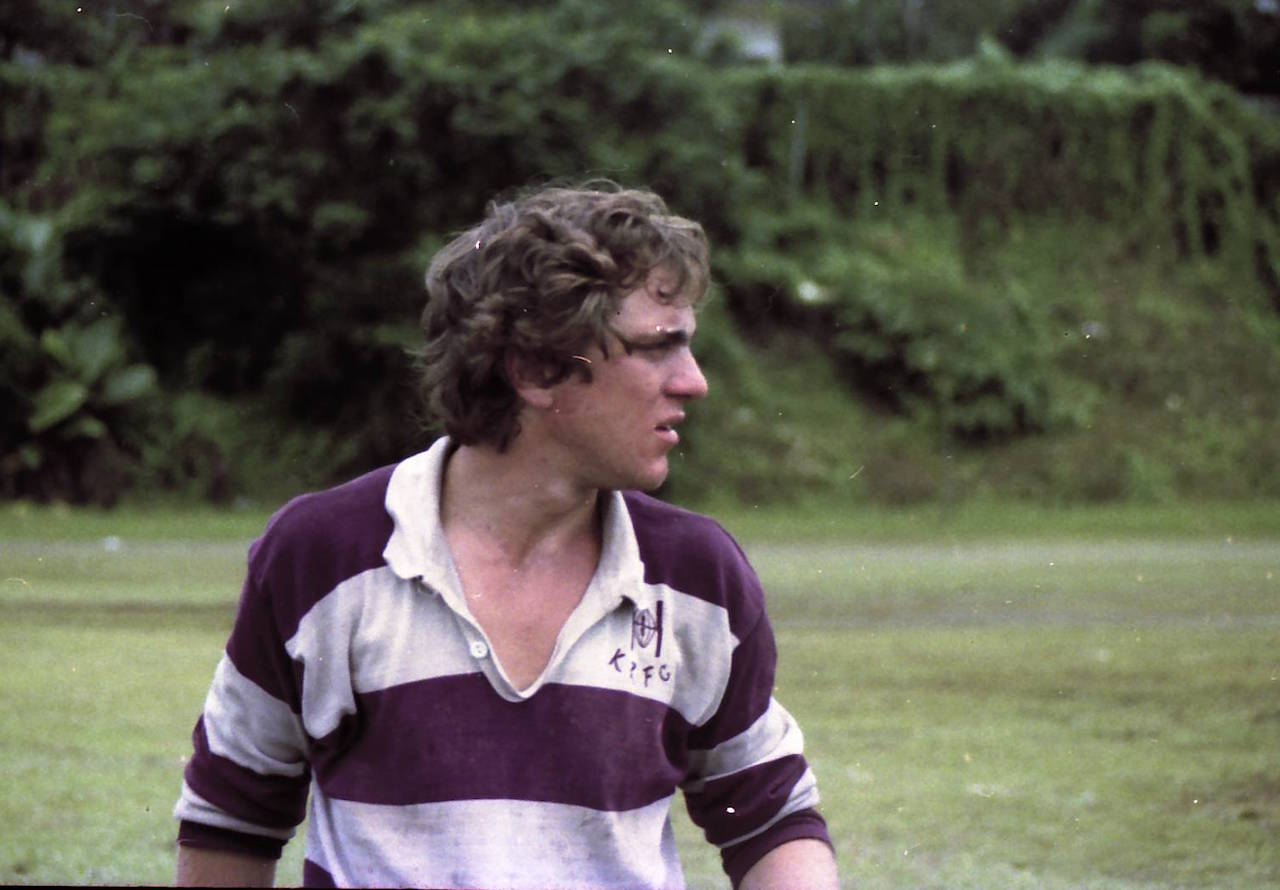 My Rugby Career – having a ball for 53 years!