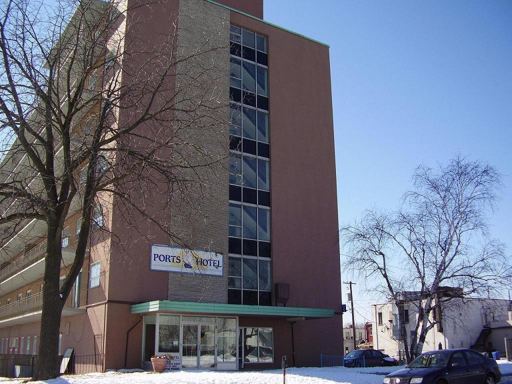 Ports Hotel  Mississauga Canada