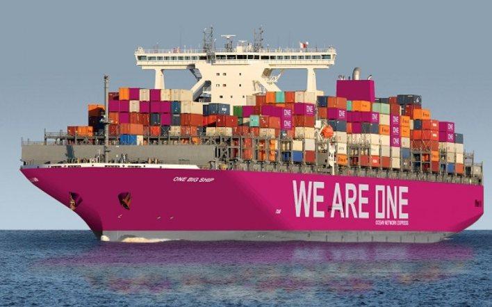 Pink Ships to Sail the Seas?