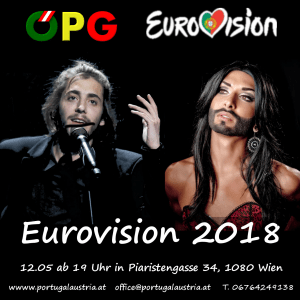 Eurovision Final Poster