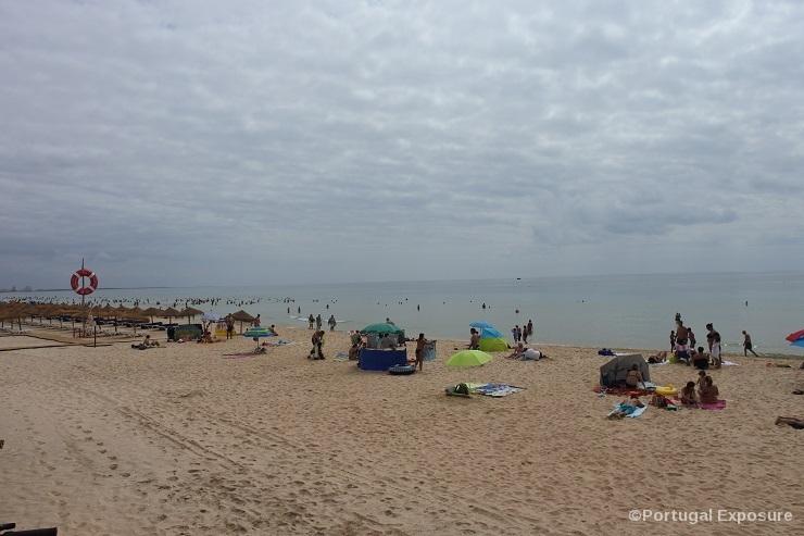 Manta Rota Beach Algarve