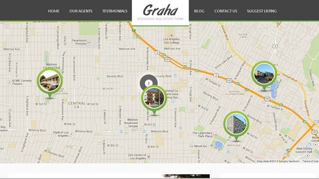 Wordpress Theme Graha