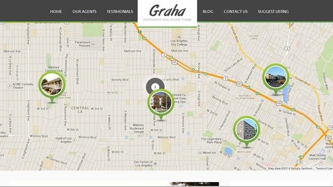 Wordpress Theme Graha