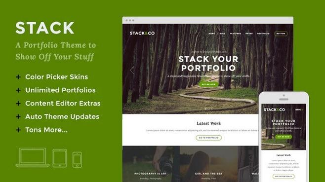 Wordpress Theme Pilha