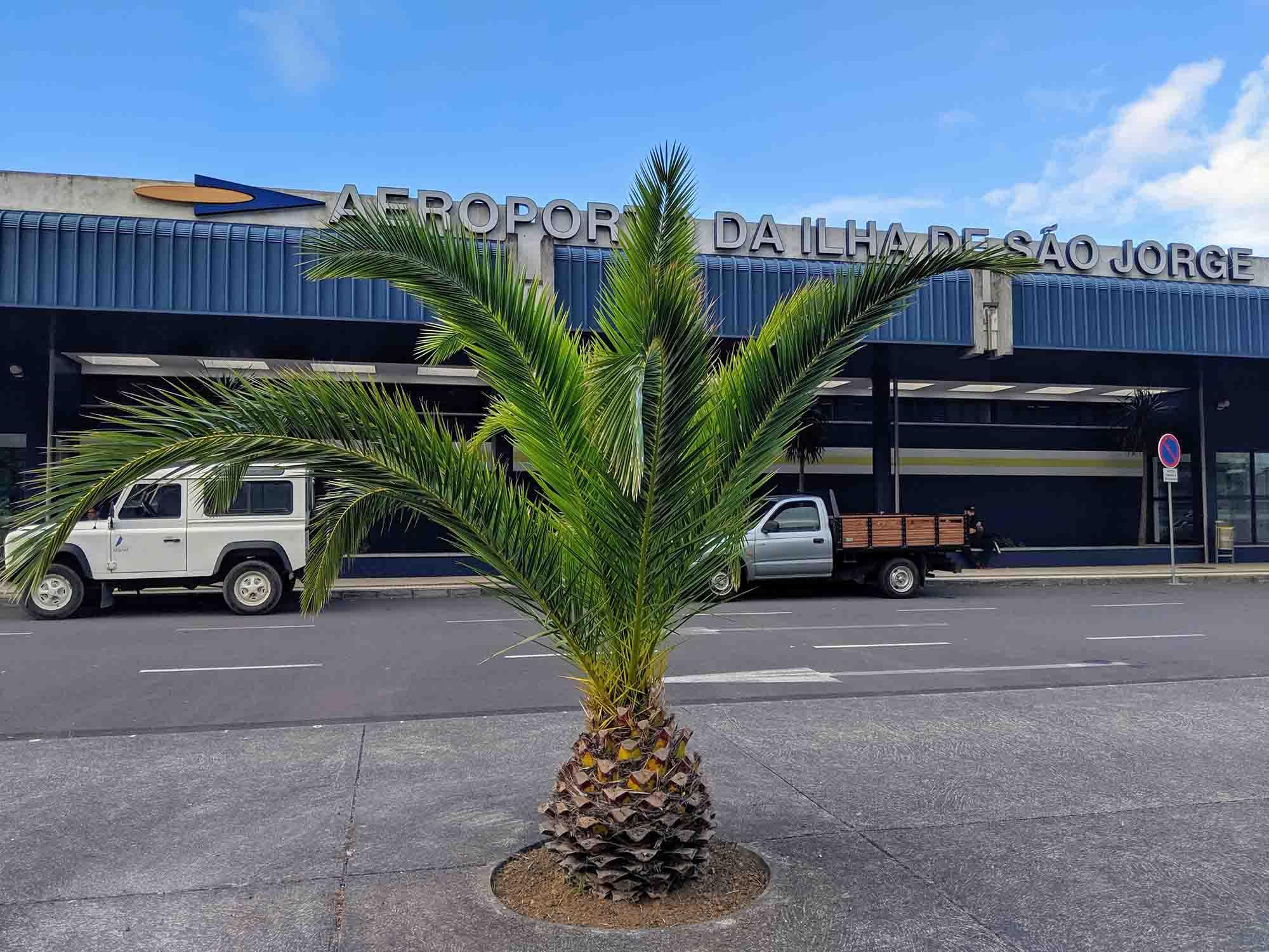 A Guide To Sao Jorge Airport Portugalist