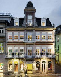 Grande Hotel Porto Portugal