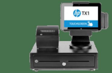 HP Rretail POS System, Kassensystem