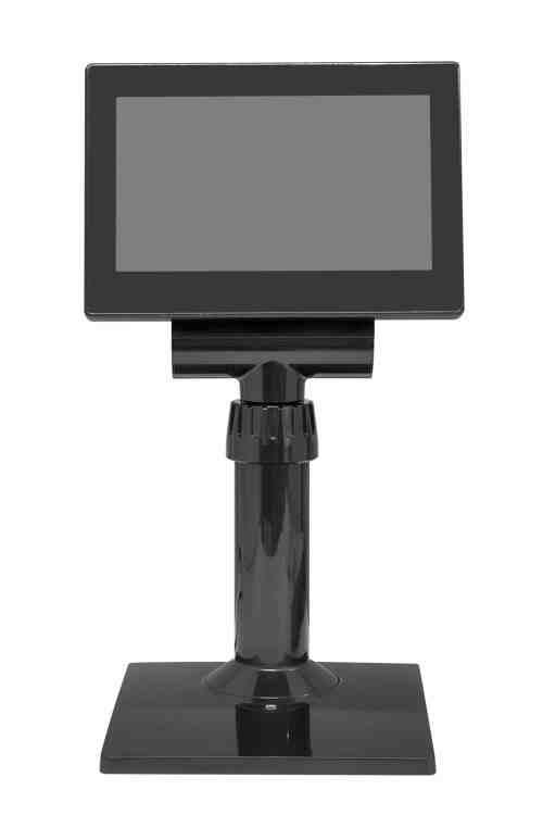 kassenmonitor, monitor, kundenanzeige